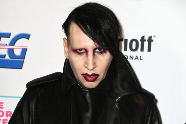 Marilyn Manson Fans Stand In Solidarity With Alleged Abuse Victims