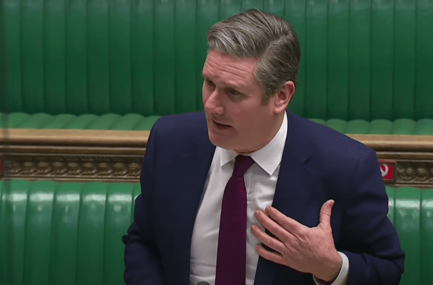 Sir Keir Starmer is Right to Back Patriotism