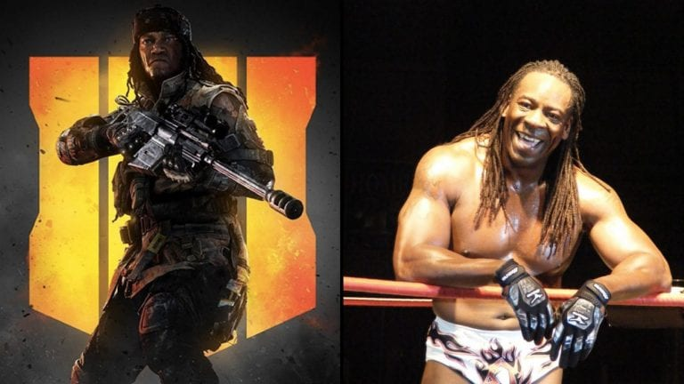 Court date has been set for the Booker T v Activision lawsuit