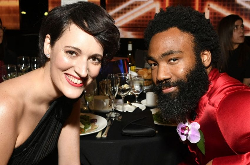 Phoebe Waller-Bridge and Donald Glover to star in TV remake of 'Mr and Mrs Smith'