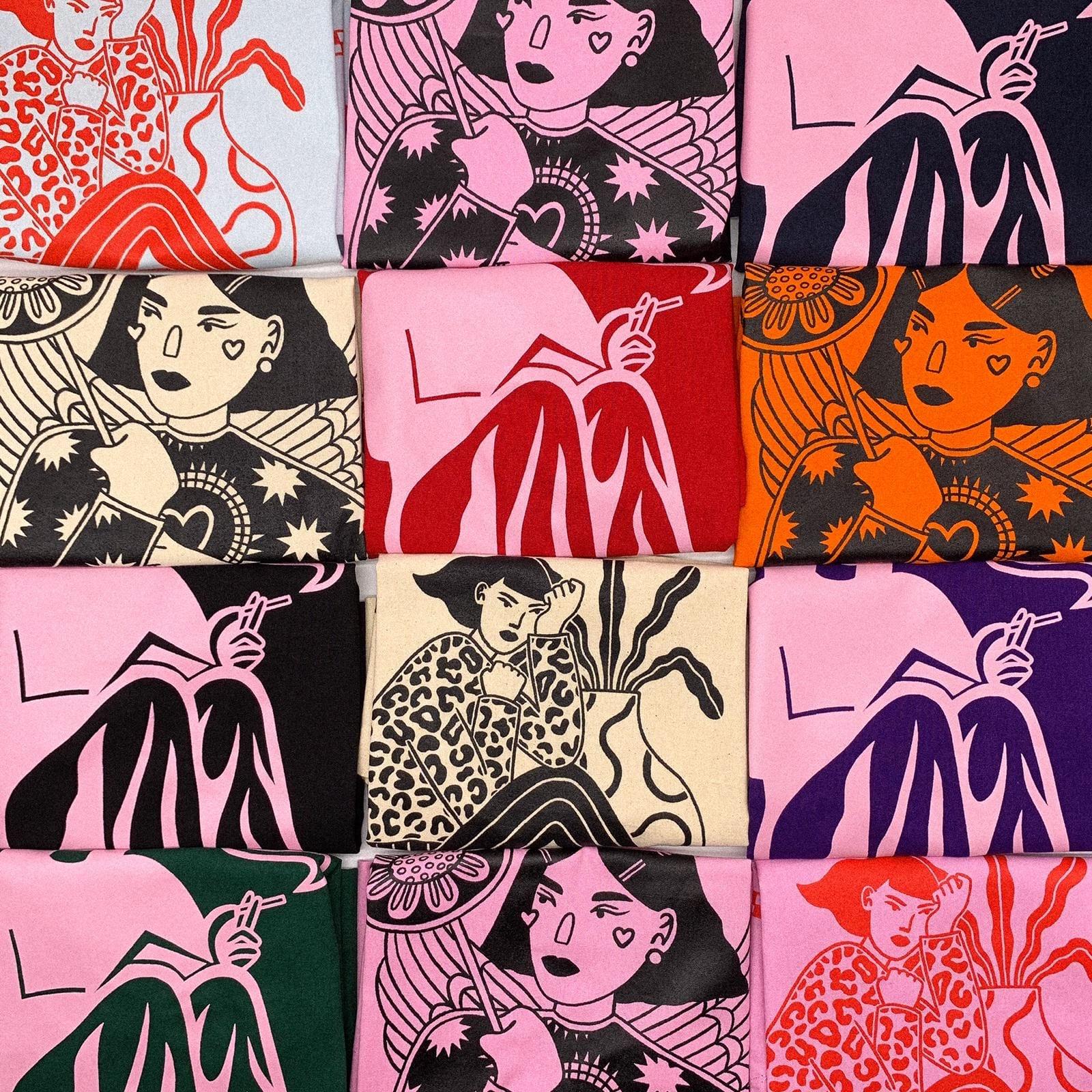 Eva Malley art designs