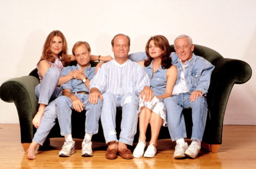 10 Things We Want To See In The 'Frasier' Revival
