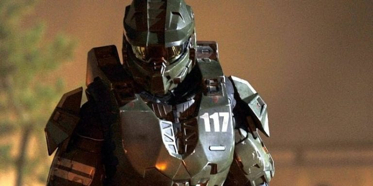 Live-Action Halo Series To Debut In 2022