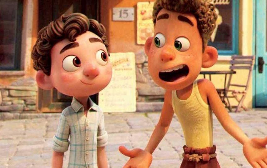 Trailer Released For Pixar's 'Luca'