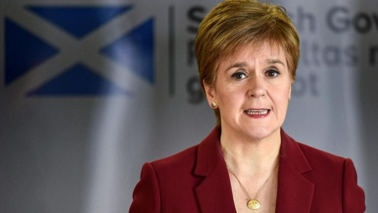 Sandstone Press Respond to Claims Over Upcoming Nicola Sturgeon Title