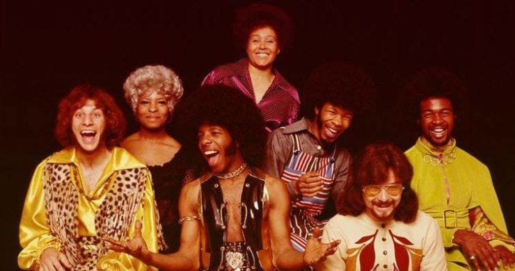 Sly & The Family Stone Release Animated 'Everyday People' Video for Black History Month