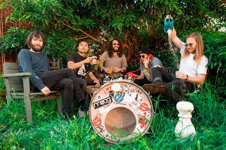 Album Review: SHYGA! The Sunlight Mound / Psychedelic Porn Crumpets