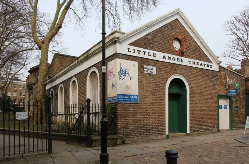 Little Angel Theatre Celebrating 60th Anniversary
