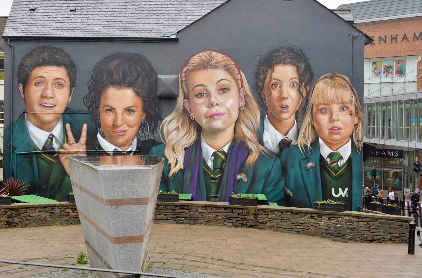 Derry Girls Star Cast In Superhero Film 'The Flash'