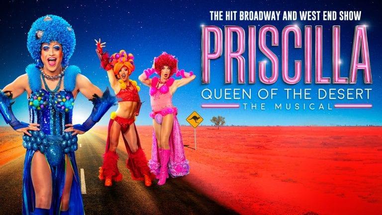 Priscilla Queen Of The Desert Return Dates Confirmed