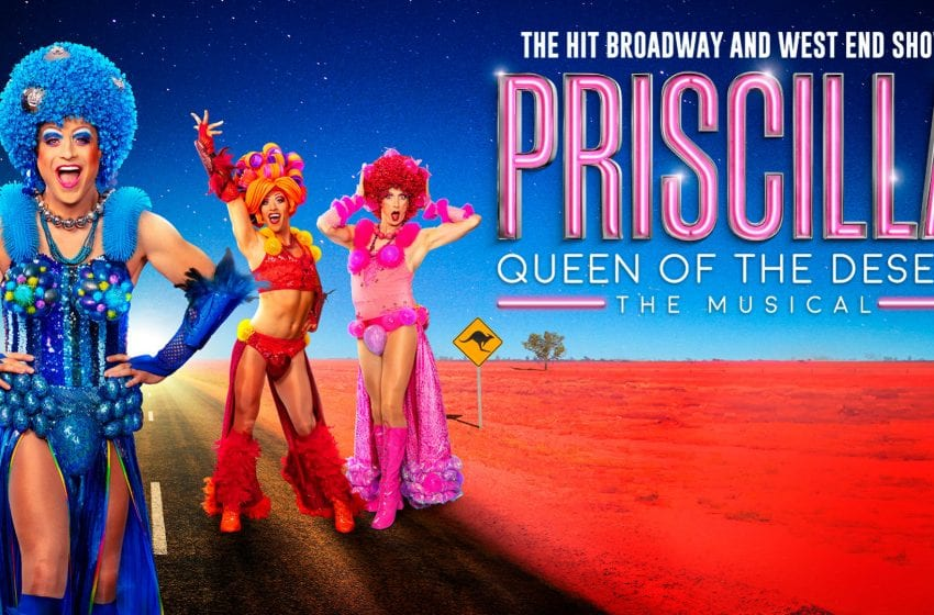 Priscilla Queen Of The Desert Return Dates Confirmed