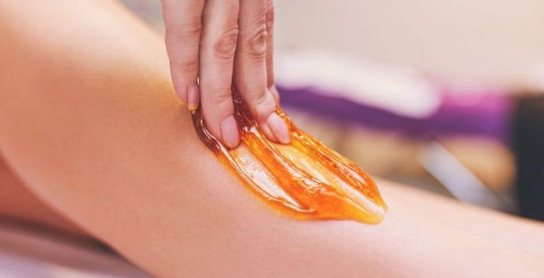 Trendy TikTok Sugaring Wax Burns Skin, Intimate Expert Warns
