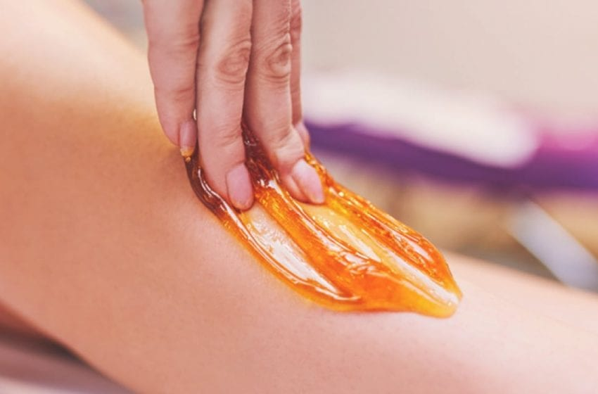 Trendy TikTok Sugaring Wax Burns Skin, Intimate Expert Warns
