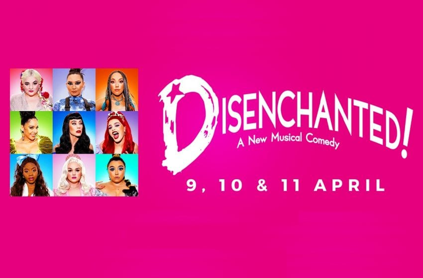 'Disenchanted' Musical To Be Revived Online