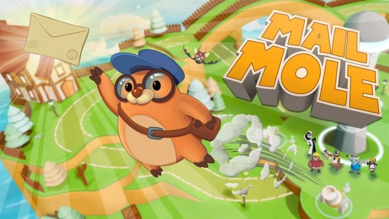 Game Review: Mail Mole