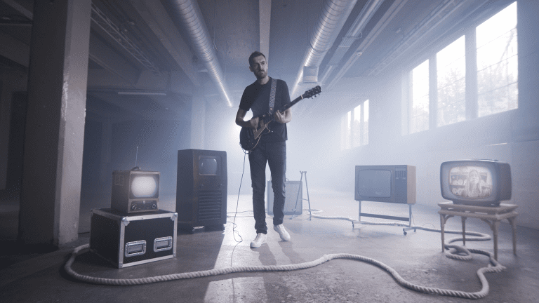 Track Review: Watch the Sun Burn Your Eyes // Martin Leary