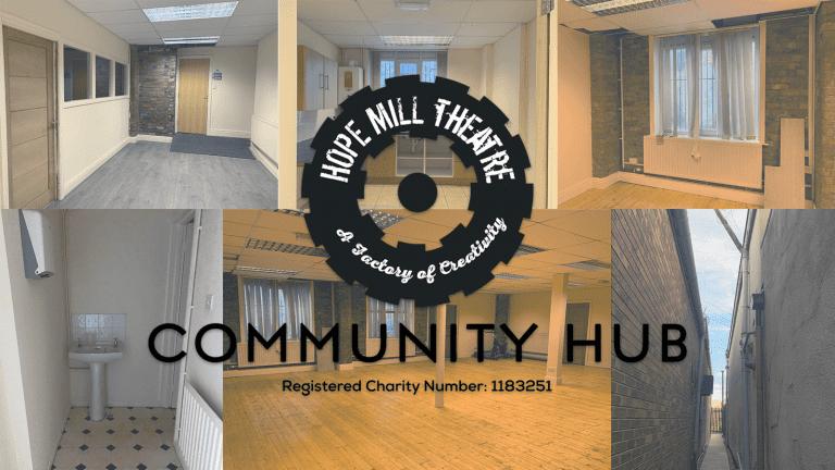 Hope Mill Theatre Launch Community Hub And Local Studio Theatre
