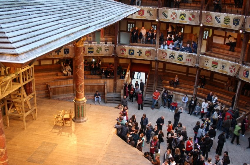 Shakespeare's Globe Reopening This May
