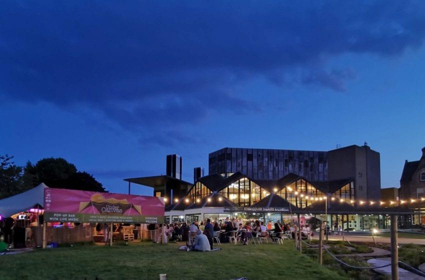 Under Canvas Festival Returns To Eden Court