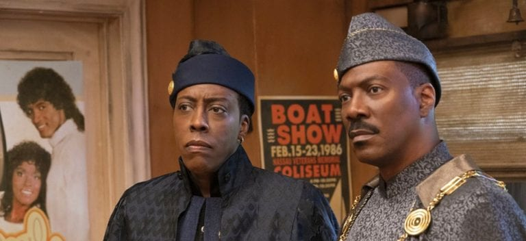 'Coming 2 America' Fails To Hit The Original's Highs : Review