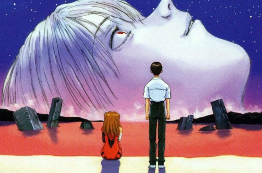 Movie Monday: 'The End of Evangelion'