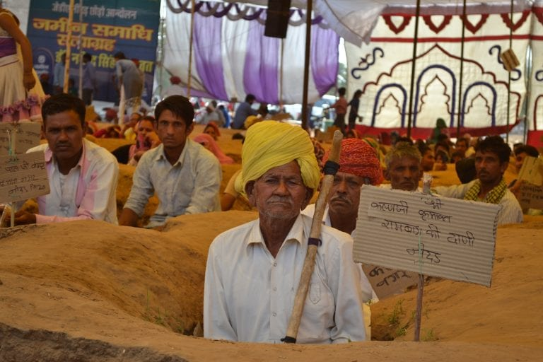 How Are India's Farming Protests and Intergenerational Trauma Related?