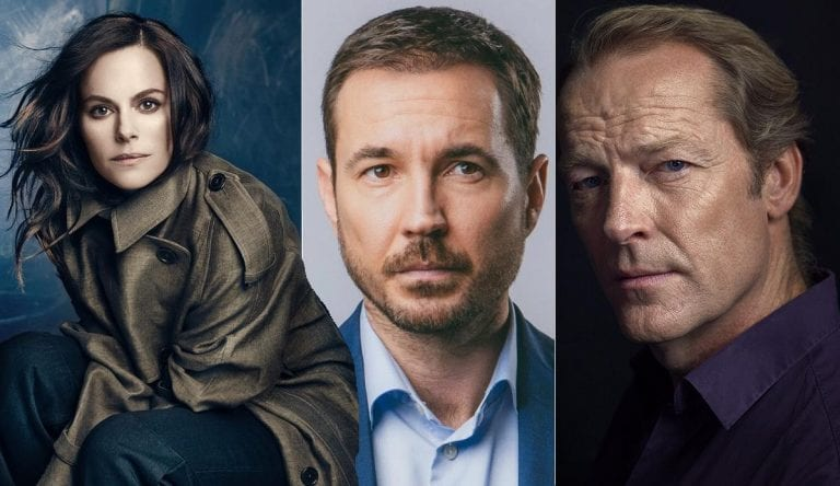 Cast Revealed For Amazon Prime's 'The Rig'