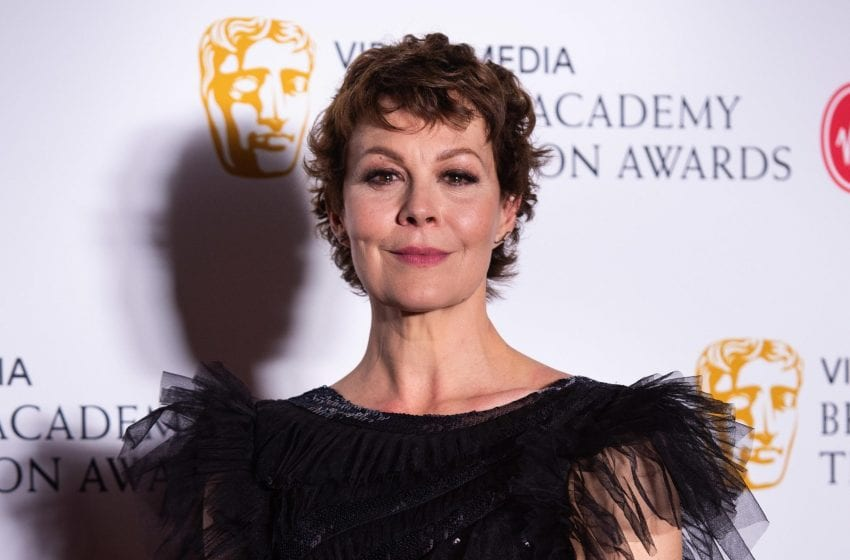 Actor Helen McCrory Dies Aged 52