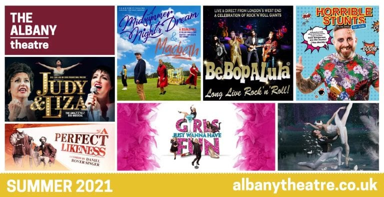 Albany Theatre Reveals Summer Programme