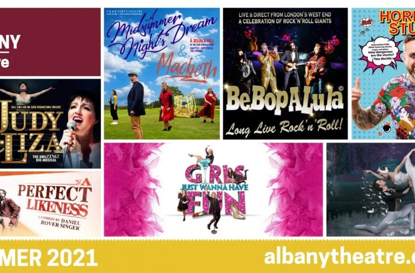 Albany Theatre Reveals Summer Programme