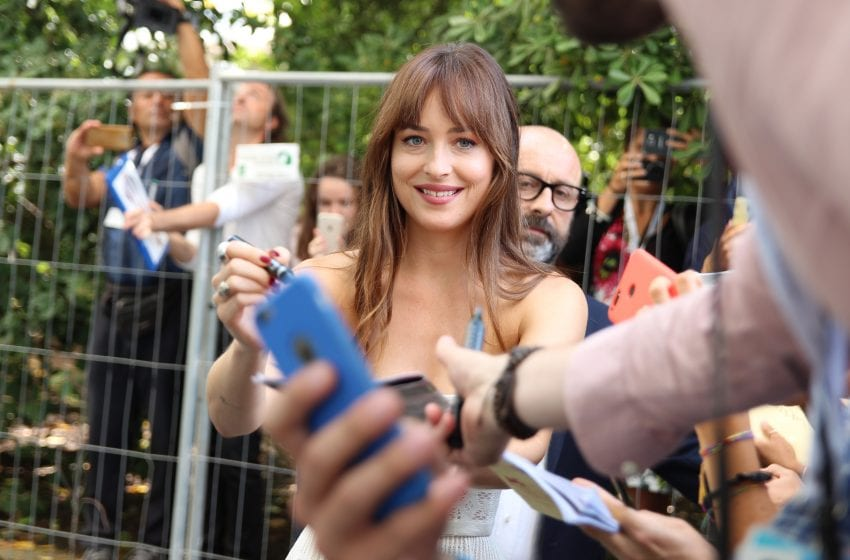 Dakota Johnson Cast In Jane Austen Adaptation 'Persuasion'