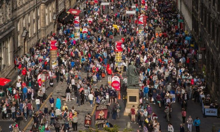Venues Cast Doubt On Edinburgh Festival Fringe Plans