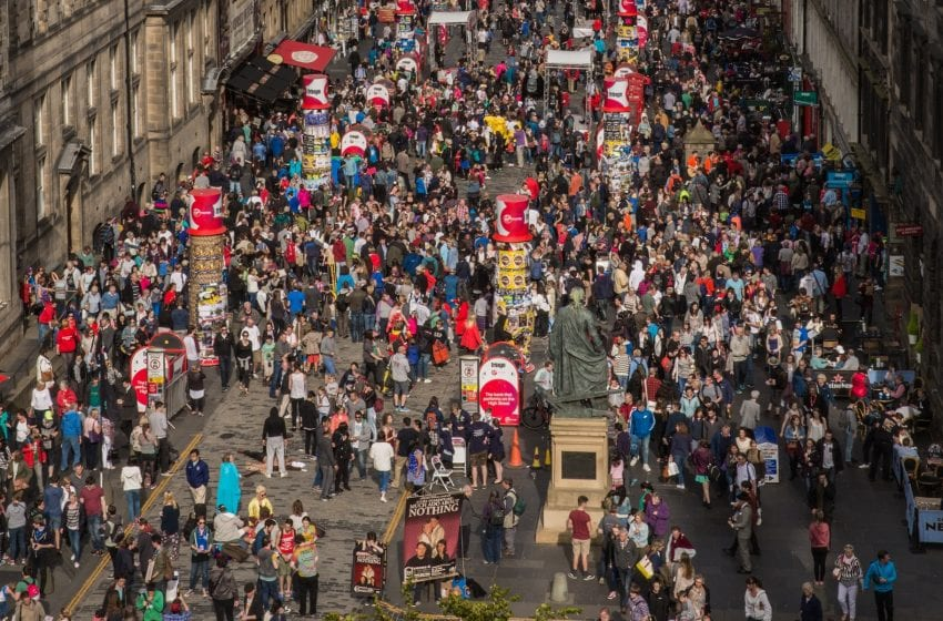Venues Cast Doubt On Edinburgh Festival Fringe Plans