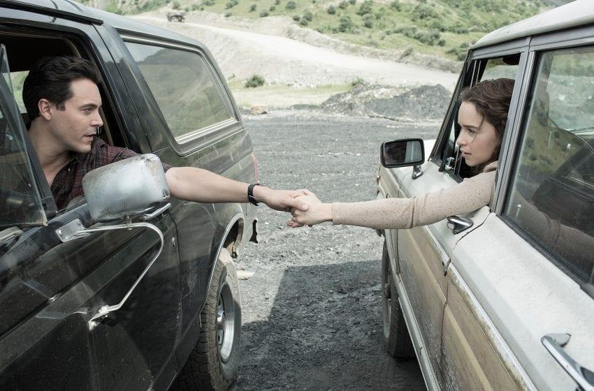 Trailer Released For FBI Thriller 'Above Suspicion'