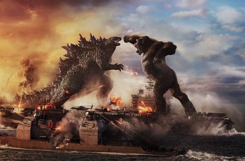 'Godzilla vs. Kong' — Clash Of The Titans Is Mindless Fun: Review