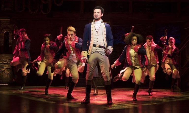 'Hamilton' Returning To The West End in August