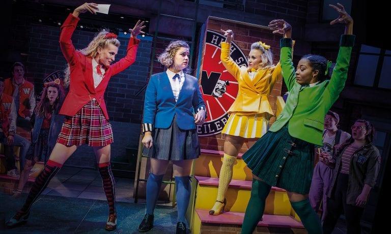 'Heathers The Musical' Tour Cast List Announced