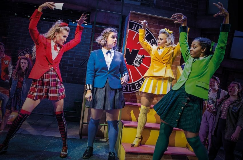 'Heathers The Musical' Tour Cast List Announced