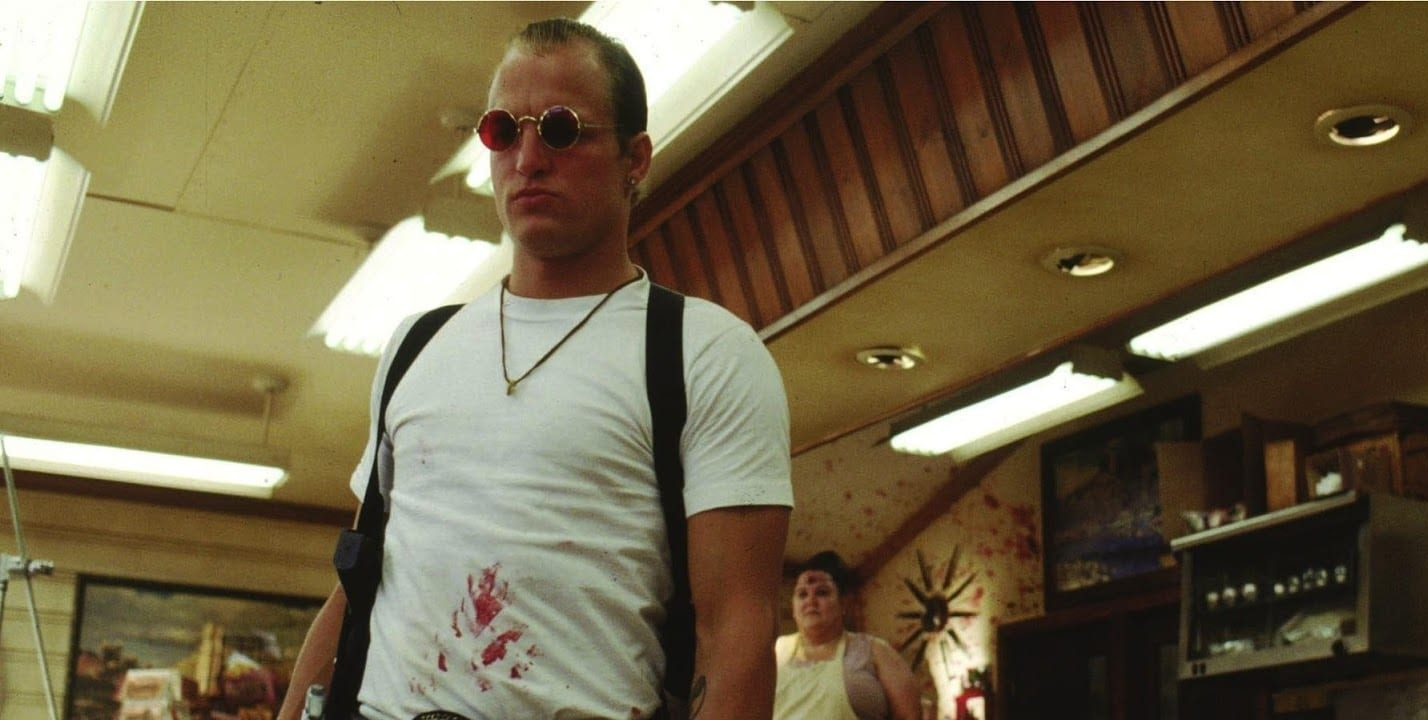 'Natural Born Killers' is now streaming on Amazon Prime