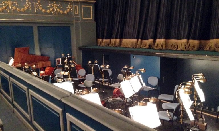 As Theatres Reopen, Invisible Performers Are Left Behind