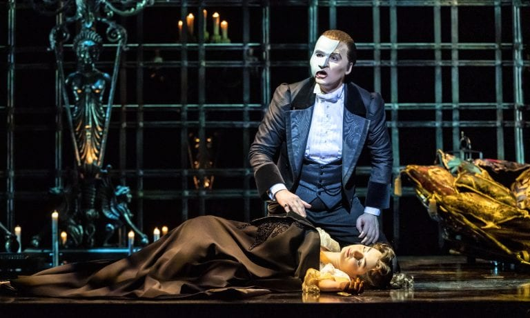 'The Phantom of The Opera' Announces New Cast