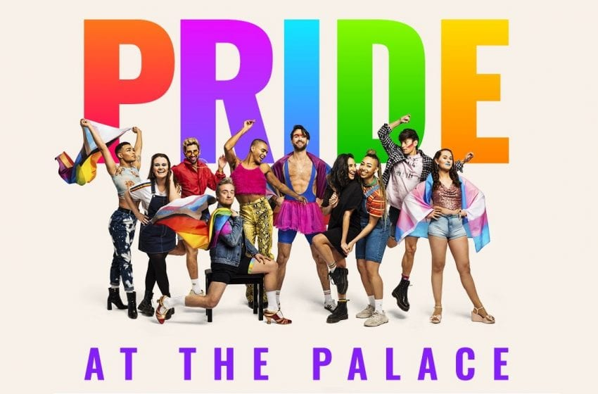 'Pride at the Palace' Opening In June