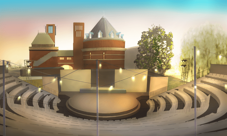 RSC To Open New Outdoor Theatre
