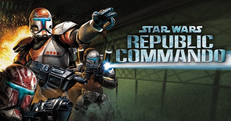 Game Review: Star Wars: Republic Commando (Nintendo Switch)
