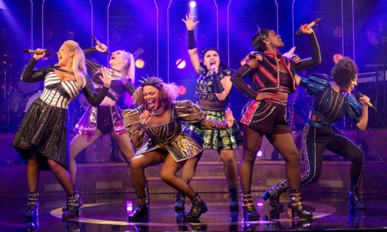 'Six The Musical' To Resume Touring In June