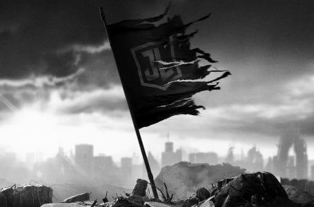 Snyder Cut Flag