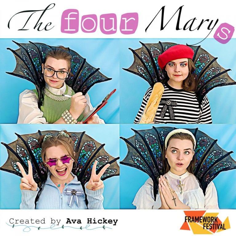 Meet Ava Hickey: Creator Of The Four Marys