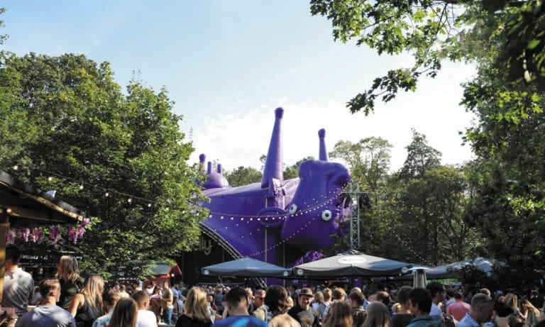 Underbelly Festival To Return At New Oxford Circus Venue