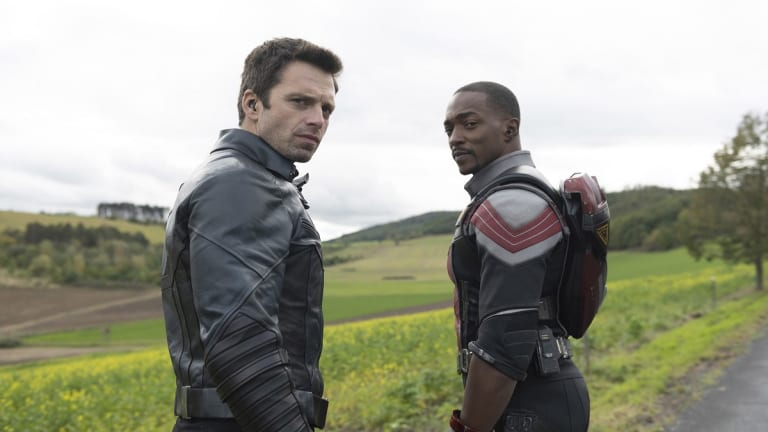 TV Review: It's A Turbulent Flight As 'The Falcon and The Winter Soldier' Spreads Its Wings