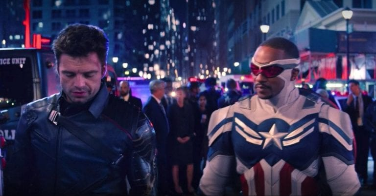 How 'The Falcon and the Winter Soldier' Set Up The New MCU